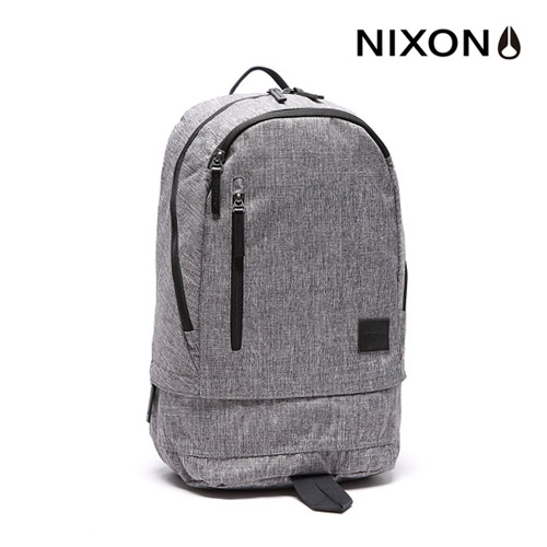 [닉슨]NIXON - Ridge Backpack SE C2492736-00 (Black Wash) 30L 리지 백팩 배낭 가방