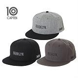 CAP10 - 성인 부르클린 스냅백