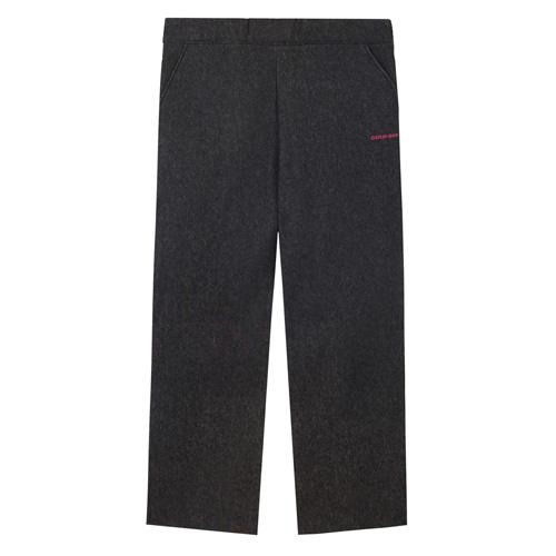 [에이비로드]ABROAD - Sold Out Wide Pants (denim) 와이드 팬츠