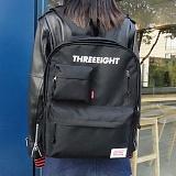 [에이비로드]ABROAD - Threeeight Backpack (black) 쓰리에잇 백팩 블랙