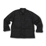 [AUB]에이유비 - MLHZ_BDU-BLK 워크 재킷 자켓