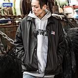 [제네럴웍스]GENERALWORKS - GSK301 코치자켓 - 블랙 재킷