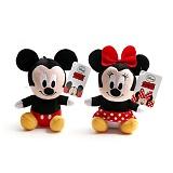 [모노토이]디즈니 미키 미니 마우스 큐방 인형 13cm