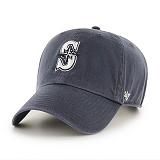 47Brand - MLB모자 시애틀 매리너스 네이비 빈티지 (한정모델) 볼캡 야구모자