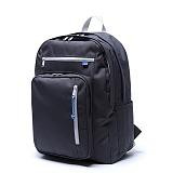 [플랩비]FLAPB - Big Pocket Backpack (DK.GRAY) 백팩 가방 데이백 스탠다드 무지백팩