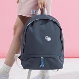 [플랩비]FLAPB - Hidden Pocket Backpack (GRAY) 백팩 가방 데이백 스탠다드 무지백팩