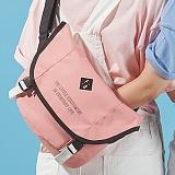 [플랩비]FLAPB - Mini Messenger Bag (PINK) 가방 메신져백 미니 메신저백 핑크