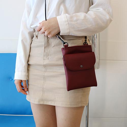[디랩]D.LAB Poket bag - 6 color 미니 파우치