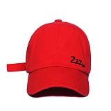 [슬리피슬립]SLEEPYSLIP - [unisex]ZZZ RED  BALL CAP  볼캡 야구모자