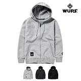 [웝스]WUPS - 웝스 베이직 후드집업 WZP201 후디