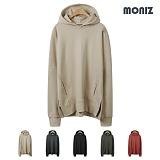[모니즈]MONIZ 모던 절개 후드티 HDT046