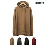 [모니즈]MONIZ 소매 버클 후드티 HDT041