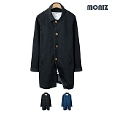 [모니즈]MONIZ 워싱 데님코트 JKD024