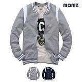 [모니즈]MONIZ 배색쭈리 야구점퍼 BJP082