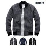 [모니즈]MONIZ 다이아 엠보 블루종 BJP013