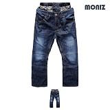 [모니즈]MONIZ 데님 보드복 바지 BPD611