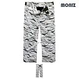 [모니즈]MONIZ 스크래치 보드복 바지 BPD608