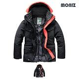 [모니즈]MONIZ 멀티포켓 SP 오리털점퍼 BPD551 패딩