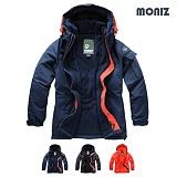 [모니즈]MONIZ 배색 보드복 패딩점퍼 BPD521