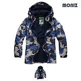 [모니즈]MONIZ 공군 보드복 패딩점퍼 BPD510