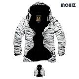 [모니즈]MONIZ 스크래치 보드복 패딩점퍼 BPD508