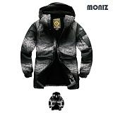 [모니즈]MONIZ 상형 보드복 패딩점퍼 BPD504