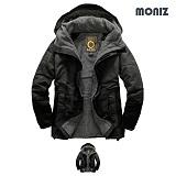 [모니즈]MONIZ 디지털 보드복 패딩점퍼 BPD503