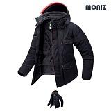 [모니즈]MONIZ 멀티포켓 SP 오리털점퍼 BPD051 패딩