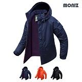 [모니즈]MONIZ 배색 보드복 패딩점퍼 BPD021