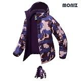 [모니즈]MONIZ 공군 보드복 패딩점퍼 BPD010