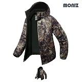 [모니즈]MONIZ 레오파드 보드복 패딩점퍼 BPD009