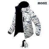 [모니즈]MONIZ 스크래치 보드복 패딩점퍼 BPD008