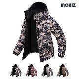 [모니즈]MONIZ 모자이크 보드복 패딩점퍼 BPD005