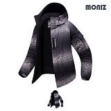 [모니즈]MONIZ 상형 보드복 패딩점퍼 BPD004