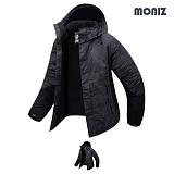 [모니즈]MONIZ 디지털 보드복 패딩점퍼 BPD003