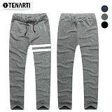 [테너티] 남녀공용 라인 기모 트레이닝팬츠 (TN010) 팬츠
