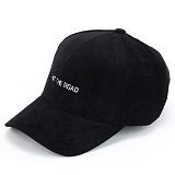 [핍스] PEEPS 6p hit the road corduroy ball cap(black) 코듀로이 볼캡 골덴 야구모자