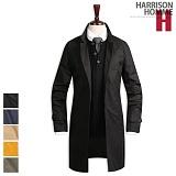[해리슨]HARRISON - 면롱 하프 코트 PK1084