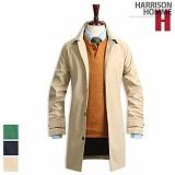 [해리슨]HARRISON - 솔리드트렌치하프 RM1129 코트