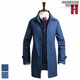 [해리슨]HARRISON - 데님 나그랑 하프 코트 RM1126