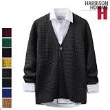 [해리슨]HARRISON - 와플 가디건 RT1115