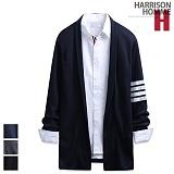 [해리슨]HARRISON - 사선 소매 숄 가디건 RT1003