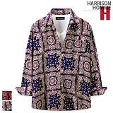 [해리슨]HARRISON - 페이즐 넥라인 셔츠 RM1196 남방