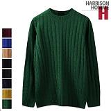 [해리슨]HARRISON - 꽈베기 니트 RT1116