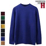 [해리슨]HARRISON - 와플 니트 RT1114
