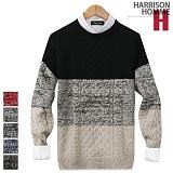 [해리슨]HARRISON - 3도아란R MT1022 니트