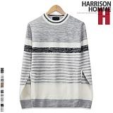 [해리슨]HARRISON - 보카삼색R MT1008 니트