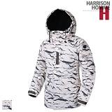 [해리슨]HARRISON - 화이트 보드점퍼 KI1015 패딩
