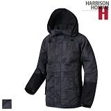 [해리슨]HARRISON - 소매배색 보드점퍼 KI1017 패딩