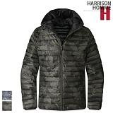 [해리슨]HARRISON - 후드 밀리터리 초경량 패딩 RT1093